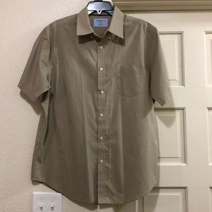 Host Pick! Men's Croft & Barrow Easy Care Shirt